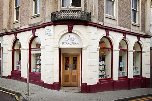 Nairn Bookshop